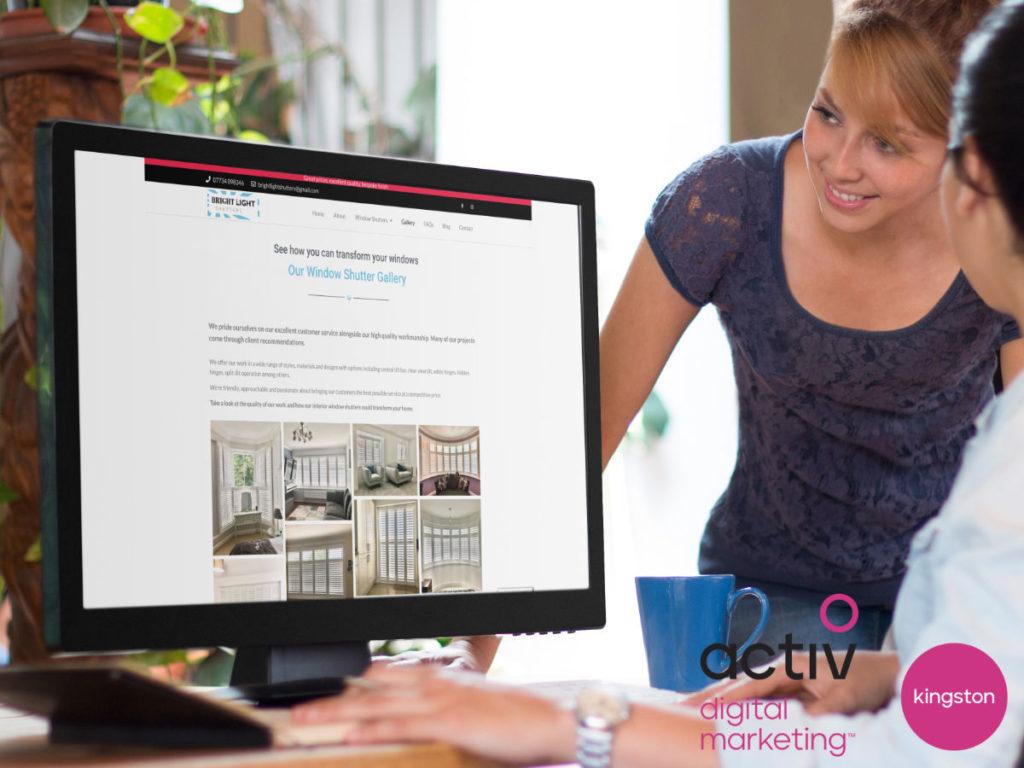 web design Kingston